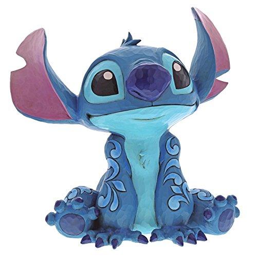 Disney Gran Problema-La Declaración de Stitch-Figurina, Resina, Multicolor, 36.00x23.00x36.00 cm