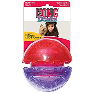 KONG Duets Kibble Ball 3
