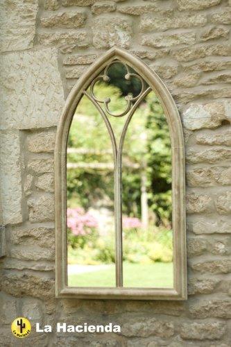 3ft-5in-x-1ft-10in-stone-effect-steel-church-window-wall-mirror