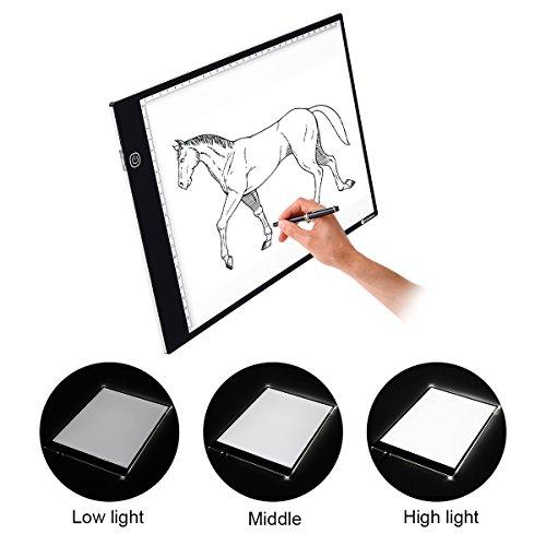 tavoletta-luminosa-usb-glinsteny-a4-3-livelli-di-luminosita-lightbox-8mm-tasto-led-intelligente-tavo