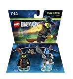 Cheapest LEGO Dimensions  The Wizard of Oz  Wicked Witch Fun Pack on PlayStation 4