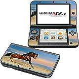 Colección 22, Custom Consola Nintendo DS Lite, 3DS, 3DS XL, Wii U Diseño Pantalla Skin Protector Funda Pferde 10004 Nintendo 3DS XL Designfolie.