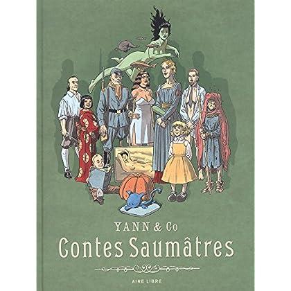 Contes saumâtres - tome 0 - Contes saumâtres