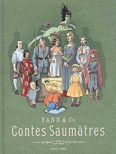Contes saumâtres - tome 0 - Contes saumâtres par Yann