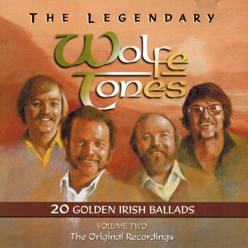 Legendary Wolfetones, Vol. 2 (...