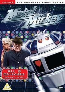 Metal Mickey - Series 1 - Complete [DVD]