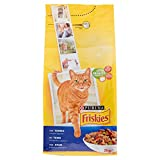 Friskies Adult CROCCHETTE for the Cat with Tuna and Vegetables Additions, 2 kg