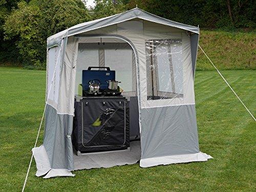 Kitchen Tool Storage Camping Tent Livorno 200DUKE 5