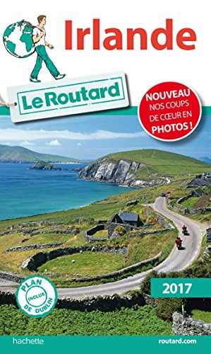 Guide du Routard Irlande 2017