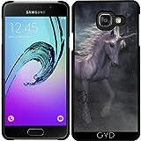 Coque pour Samsung Galaxy A3 2016 (SM-A310) - Lorsque La Fin Est Proche Commencer Le by Gatterwe