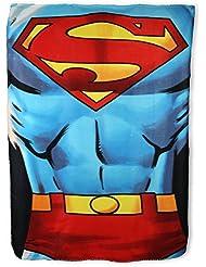 Superman Fleecedecke Original Logo Polar Fleece Blanket DC Comics Kuscheldecke