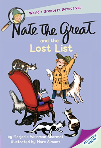 Nate the Great and the Lost List (English Edition)
