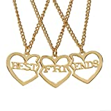 Amigo Collares Corazones 3 Pieza - Best Reviews Guide