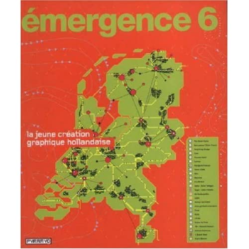 Emergence 6. La jeune création graphique hollandaise