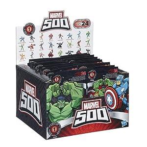 Serie 500 Marvel Classic 2-Inch 1 Cifras de colección (B2981) , Modelos/colores Surtidos, 1 Unidad