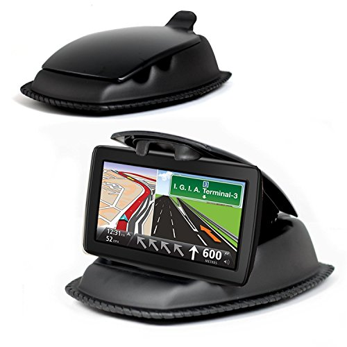 Navitech fixation universelle tableau de bord voiture pour GPS y compris TomTom Start 60M / TomTom Via 130