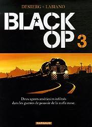 Black Op - saison 1 - tome 3 - Black Op T3