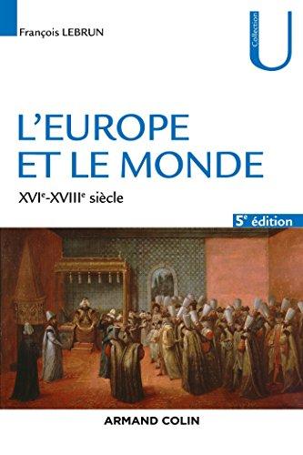L'Europe et le monde - 5e éd.