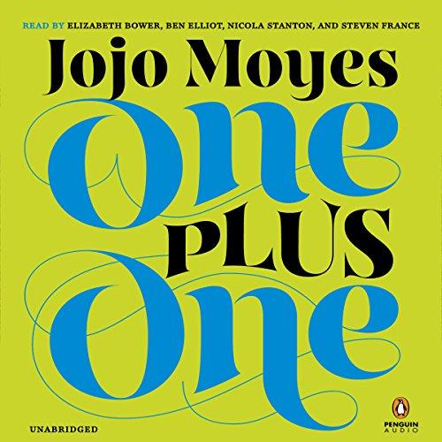 Buchseite und Rezensionen zu 'One Plus One: A Novel' von Jojo Moyes