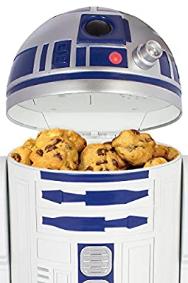 Star Wars R2-D2 - Biscuit Tin with Sound Boîte rangement multicolore