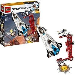 LEGO Overwatch Osservatorio: Gibilterra, 75975