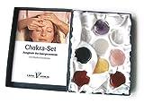 Groes Chakra-Set (9 Steine) inklusive Anleitungsheft