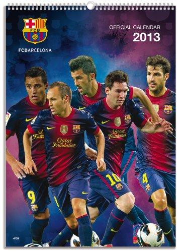 Imagen principal de F.C. Barcelona - Calendario de pared 2013