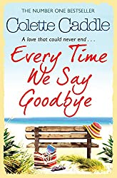Every Time We Say Goodbye (English Edition)