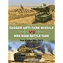 Sagger Anti-Tank Missile vs M60 Main Battle Tank (Duel)