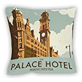 Dave Thompson el Palacio Hotel, Manchester