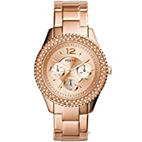 Fossil Casual Watch Analog Display for Women ES3590P