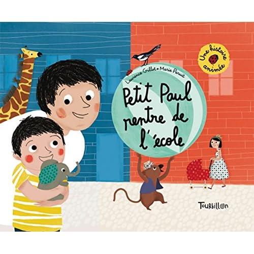 Petit Paul rentre de l'école