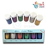 Arche Craft Glitter Shaker Röhren für Craft & Art Supplies