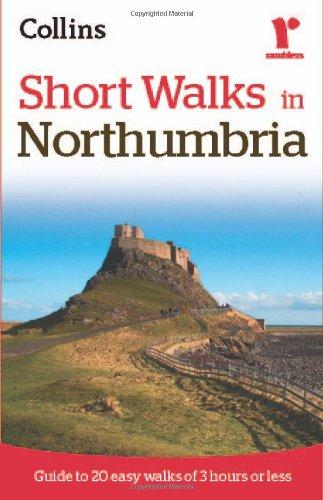 Ramblers Short Walks in Northumbria (Collins Ramblers)