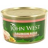 John West saumon sauvage fancy pink 165g - Livraison Gratuite En France - Prix Par Unité