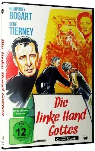 Humphrey Bogart African Queen (Die linke Hand Gottes [+ Trailer & Bio- und Filmographien] (Pal, Full Length))
