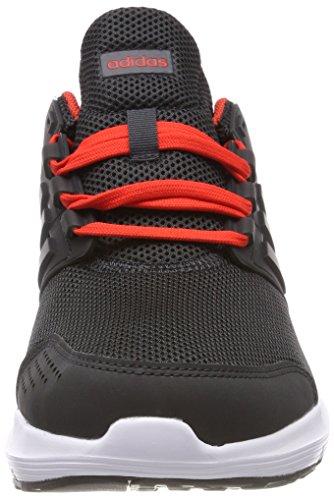 Hi Galaxy carbonio 4 Adidas Scarpe Uomo Da 0 Multicolore Ginnastica Carbonio Rosso reset vdq0qxr