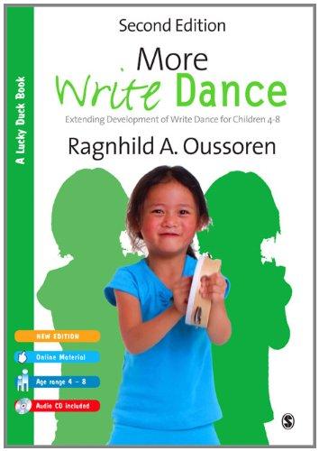 More Write Dance: Extending Development of Write Dance for Children age 5-9 (pack) (Lucky Duck Books)