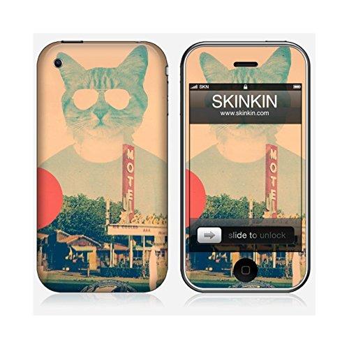 iPhone SE Case, Cover, Guscio Protettivo - Original Design : iPhone 3 skin