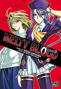 Melty Blood Edition simple Tome 6