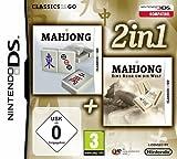 2 in 1: Mahjong + Mahjong - Eine Reise um die Welt - [Nintendo DS]