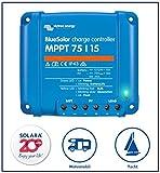 MPPT Solarladeregler 12/24V MPPT 75/15 Victron