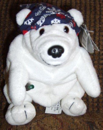 coca-cola-polar-bear-collectible-plush-bean-bag-by-cavanaugh-group-intl