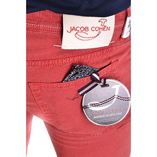 Jeans Jacob Cohen Rot