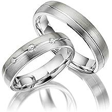 Hochzeitsringe günstig  Suchergebnis auf Amazon.de für: Trauringe 24