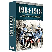 "1914-1918 : ""La Grande Guerre"" - Coffret 5 DVD"