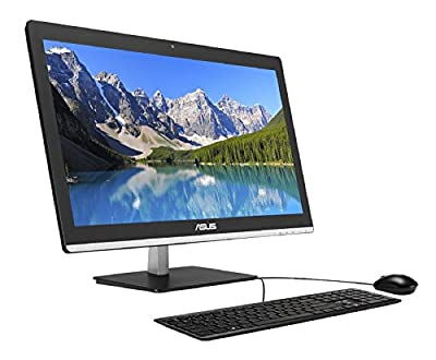Asus ET2230IUK-BC016X 21.5-inch All-In-One Desktop (Core i5 4460T/4GB/1TB/Windows 10/Integrated Graphics), Black