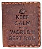 Best Dad Coins - STARHIDE Rfid Blocking Keep Calm I'M the Worlds Review
