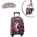 Maleta trolley de viaje con motivo de Spiderman (47 x 33 x 21 cm) – MARVEL 4082851 mws1567