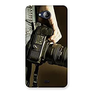 Designer XLXXI Back Case Cover for Canvas Play Q355